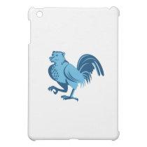 Half Bear Half Chicken Hybrid Marching Retro Cover For The iPad Mini