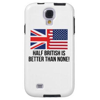 Half British Is Better Than None Galaxy S4 Case