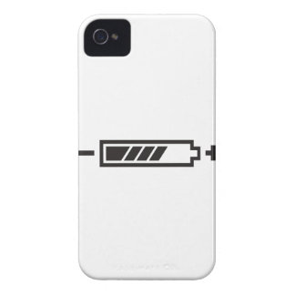 HALF CHARGE BATTERY iPhone 4 CASE