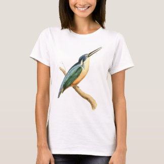 Half-collared Kingsfisher T-Shirt