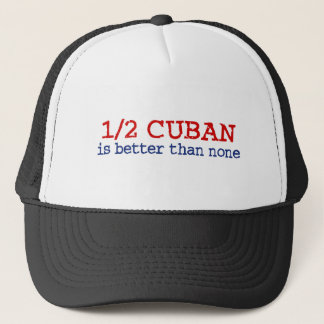 Half Cuban Hat