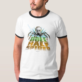 Half Doll Half Spider T-Shirt