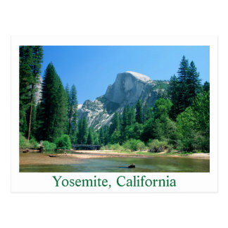 Half Dome 20x30 copy, Yosemite, California Postcard