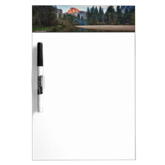Half Dome and Merced Dry-Erase Boards