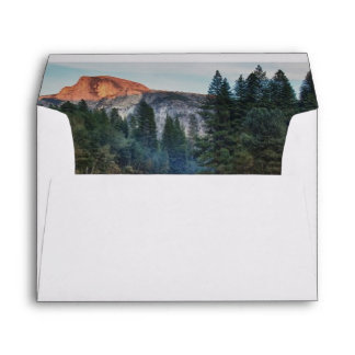 Half Dome and Merced Envelope