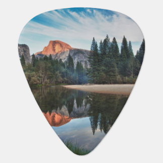Half Dome and Merced Guitar Pick