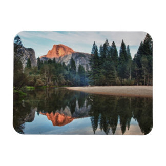 Half Dome and Merced Magnet