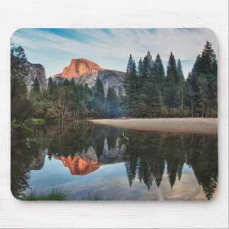 Half Dome and Merced Mouse Pad