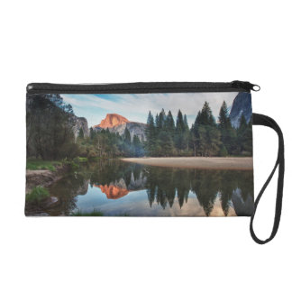 Half Dome and Merced Wristlet