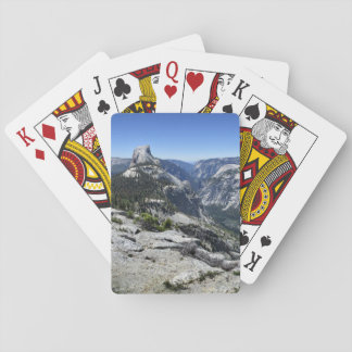 Half Dome and Yosemite Valley - Yosemite Playing Cards