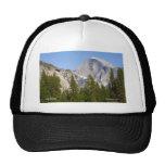 Half Dome April Yosemite California Products Hats