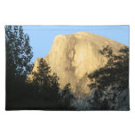 Half Dome at Sunset, Yosemite National Park Cloth Placemat