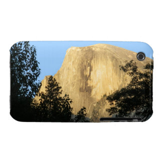 Half Dome at Sunset, Yosemite National Park iPhone 3 Cover