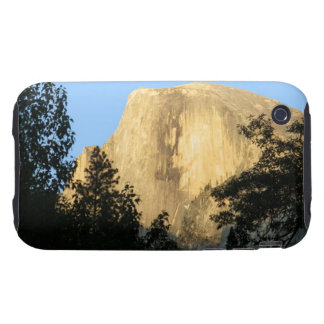 Half Dome at Sunset, Yosemite National Park iPhone 3 Tough Cases