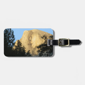 Half Dome at Sunset, Yosemite National Park Bag Tag