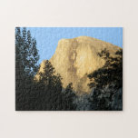 Half Dome at Sunset, Yosemite National Park Jigsaw Puzzles