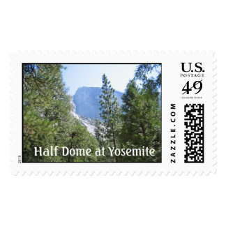 Half Dome at Yosemite Postage