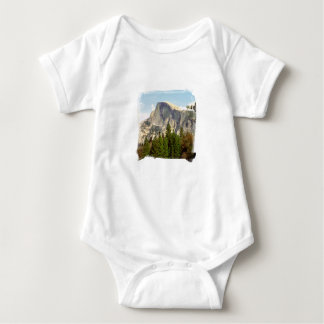 Half Dome Framed Baby Bodysuit