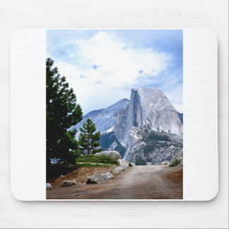 Half Dome from Glacier Point Mouse Pad