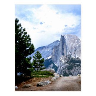 Half Dome from Glacier Point Postcard