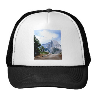 Half Dome from Glacier Point Trucker Hat