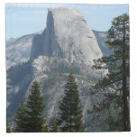 Half Dome from Panorama Trail I Cloth Napkin