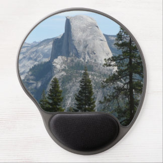 Half Dome from Panorama Trail I Gel Mouse Pad