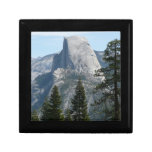 Half Dome from Panorama Trail I Jewelry Box