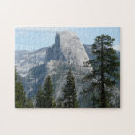 Half Dome from Panorama Trail I Jigsaw Puzzle