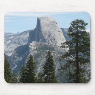 Half Dome from Panorama Trail I Mouse Pad