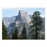 Half Dome from Panorama Trail I Photo Print