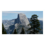 Half Dome from Panorama Trail I Poster