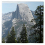 Half Dome from Panorama Trail I Tile