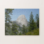 Half Dome from Panorama Trail II Jigsaw Puzzle