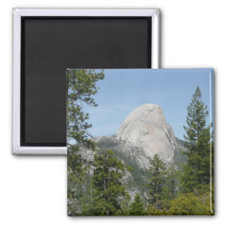 Half Dome from Panorama Trail II Magnet