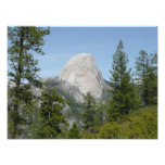 Half Dome from Panorama Trail II Photo Print