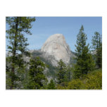 Half Dome from Panorama Trail II Postcard