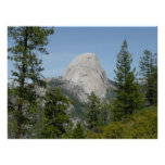 Half Dome from Panorama Trail II Poster