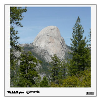 Half Dome from Panorama Trail II Wall Sticker