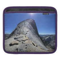 Half Dome from the Base of the Cables - Yosemite Sleeve For iPads