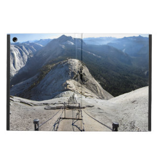 Half Dome From the Cables - Yosemite Cover For iPad Air
