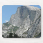 Half Dome from the Side in Yosemite National Park Mouse Pad