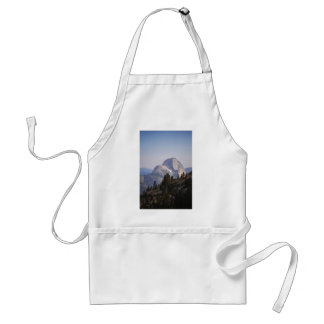 Half Dome from Tioga Pass Adult Apron