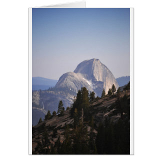 Half Dome from Tioga Pass Card
