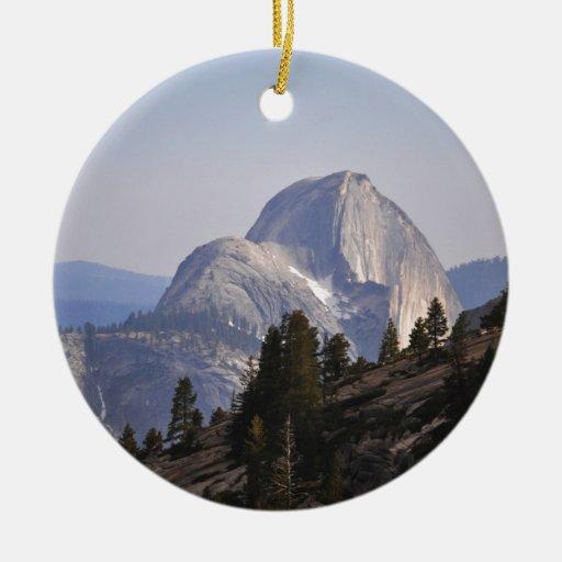 Half Dome from Tioga Pass Ornament