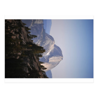 Half Dome from Tioga Pass Postcard