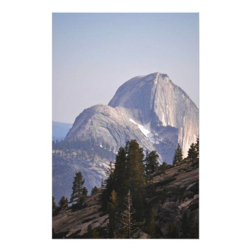Half Dome from Tioga Pass Stationery