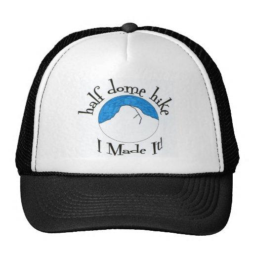 "Half Dome Hike ""I Made It!"" Trucker Hat"