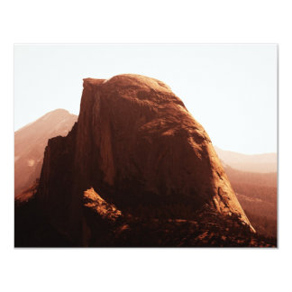 Half Dome in Red Announcements