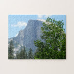 Half Dome in Summer from Yosemite National Park Jigsaw Puzzle